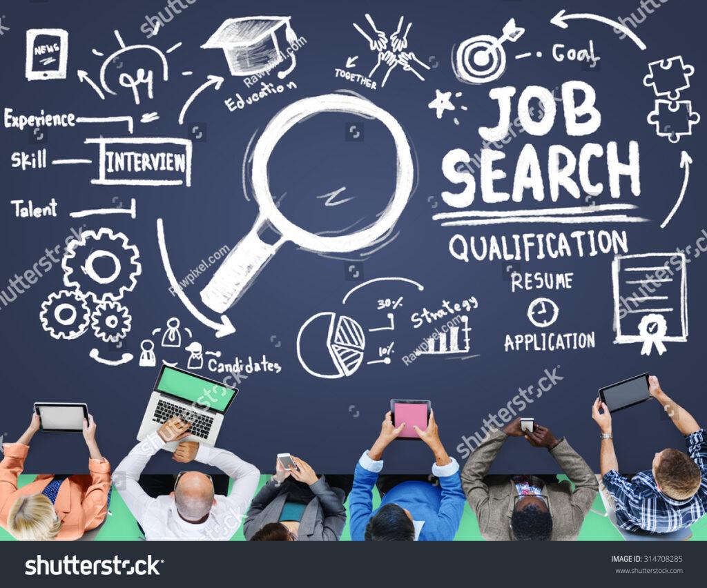 Job hunting in Pakistan