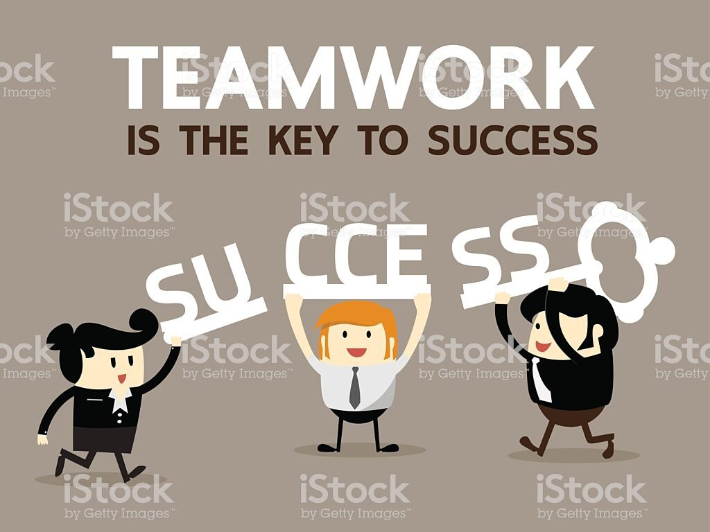 Why Team work is key to success
