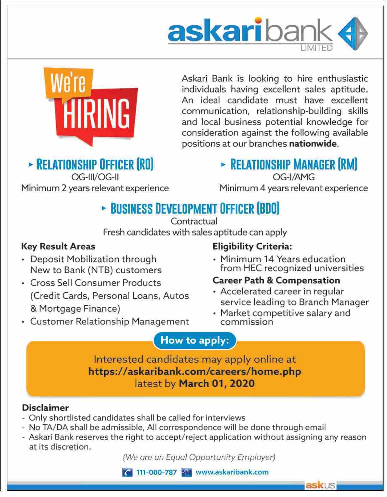 Latest-Askari-Bank-Limited-Jobs-17-Feb-2020