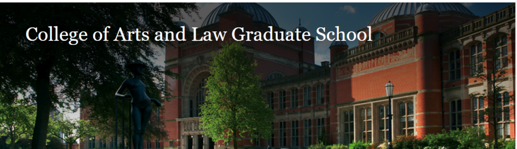 Latest Fully Funded Scholarships at University of Birmingham in the UK 2020 College Of Arts And Law Doctoral Scholarships  for PHDs