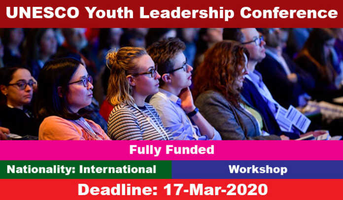Youth Leadership Workshop 2020 in South Korea (Fully Funded)
