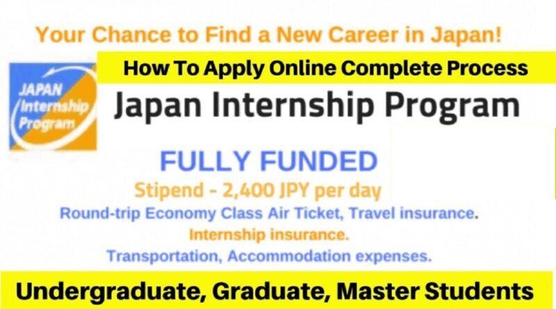 Oist Japan Internship 2021