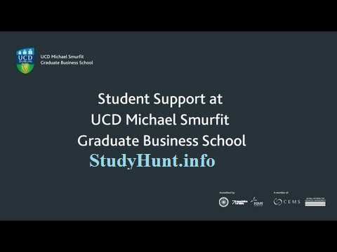 Fully Funded UCD Michael Smurfit Graduate Business School ...