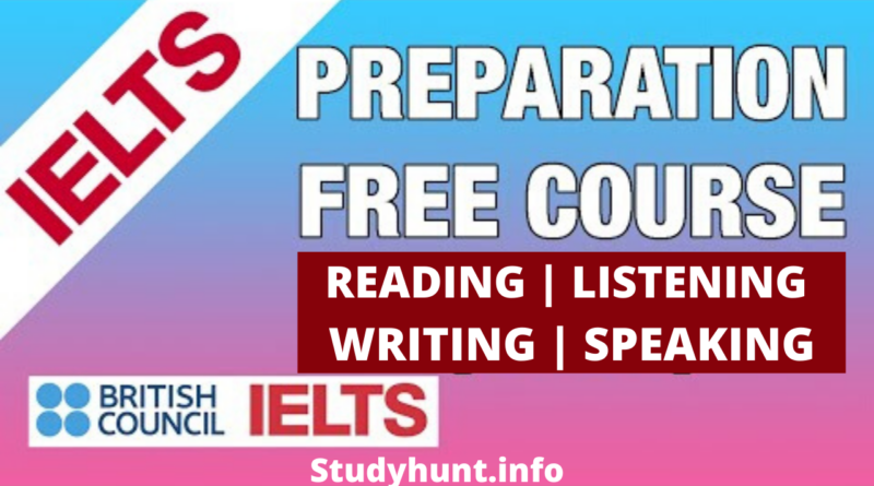 British Council Free Online Courses | IELTS Preparation Courses | Free IELTS Practice Tests