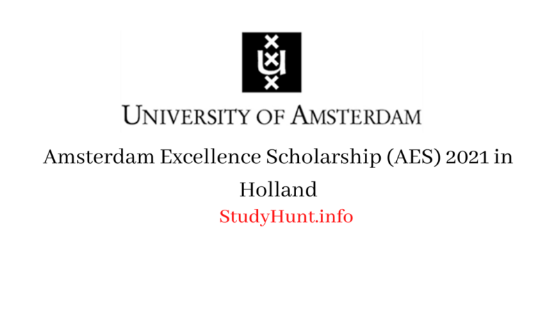 Amsterdam Excellence Scholarship