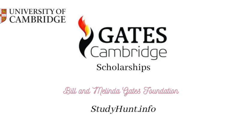 Gates Foundation scholarship