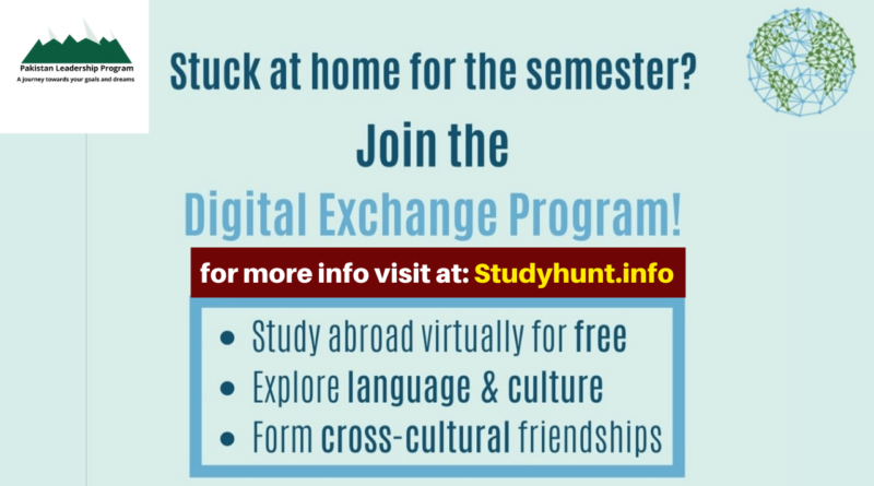 Digital Virtual Exchange Program 2021