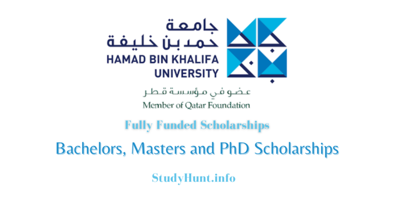 Hammad Bin khalifa University (HBKU) Scholarships 2021