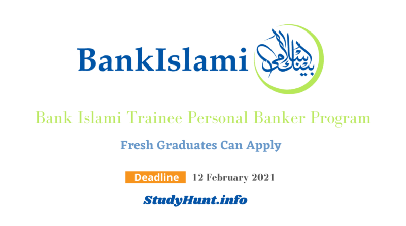 Bank Islami Management Trainee Program 2021