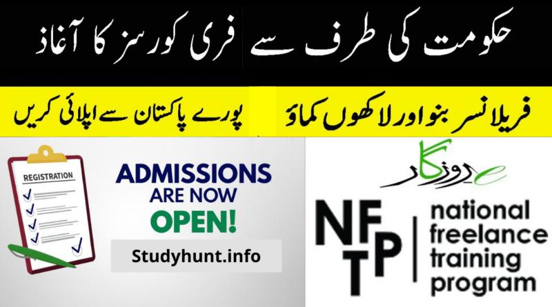 National Freelance Training Program - NFTP - Registration Open