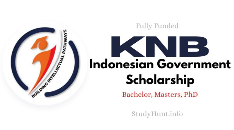 KNB Scholarship 2021 indonesia government scholarship