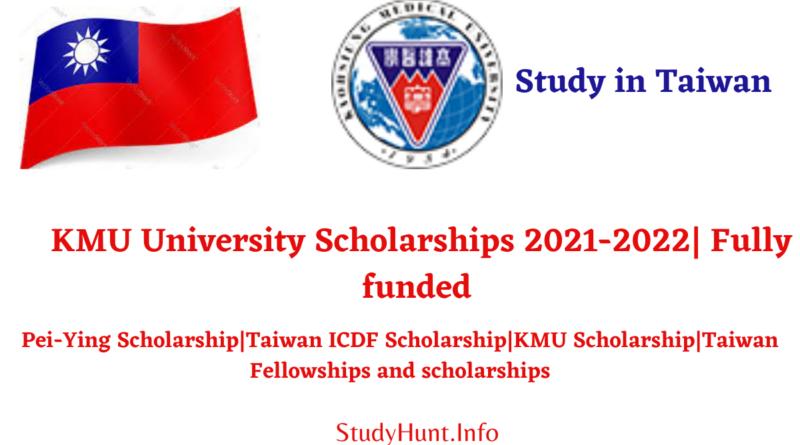 KMU University Scholarships 2021-2022 Fully funded