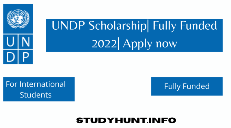 United Nations Development is offering graduate scholarships for the academic year of 2021-2022.